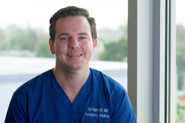 Doctor - Kyle Ragins