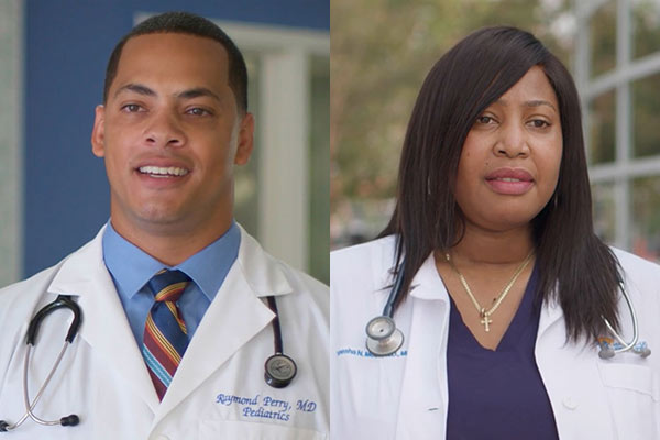 Doctor - Ray Perry and Tanesha Moss
