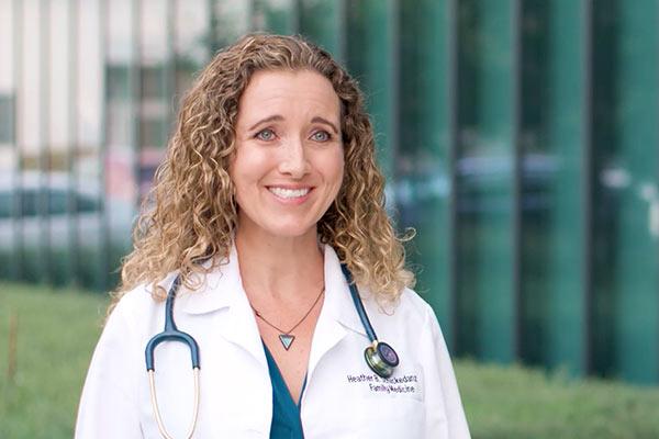 Doctor - Heather Schickedanz